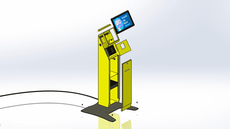 Desarrollo técnico 3D