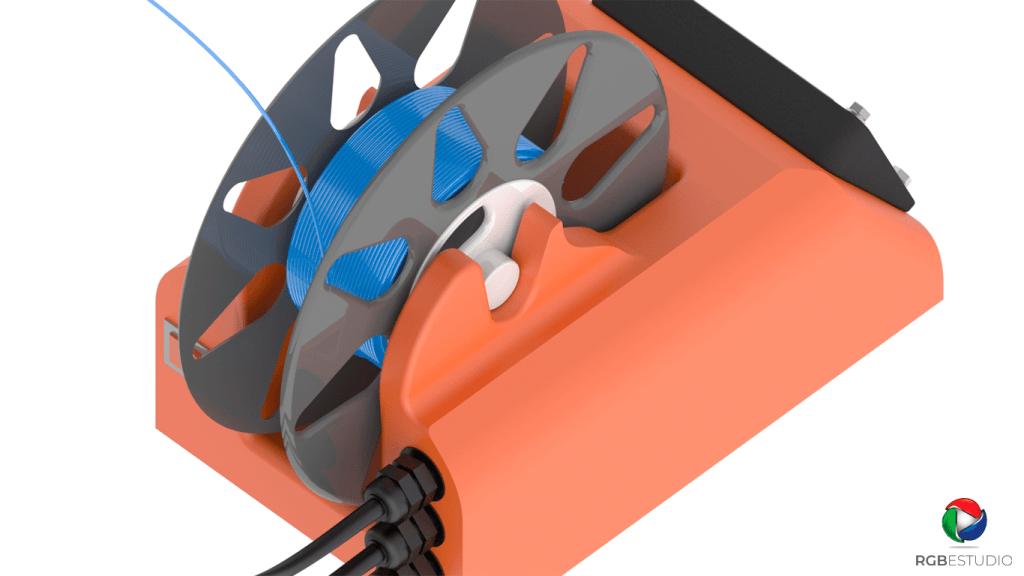 Render de producto 3D 2